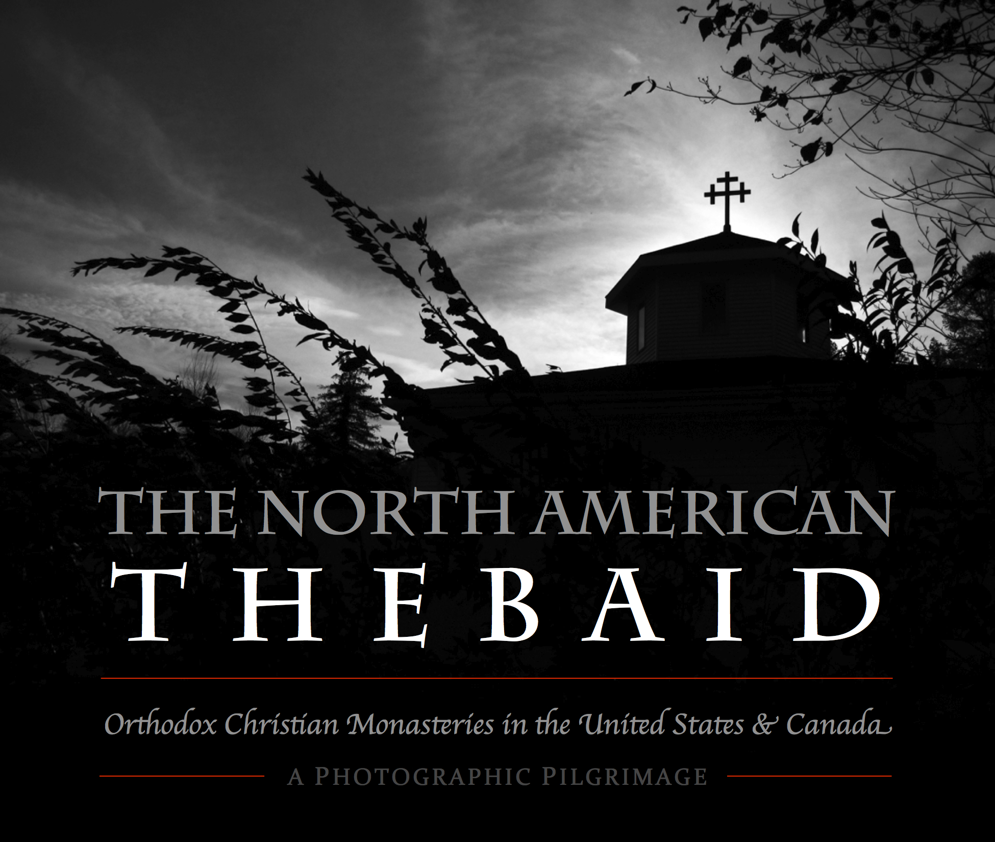 Monastic writings the north american thebaid proposed book cover design fandeluxe Choice Image