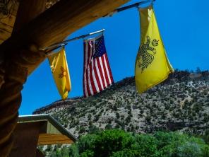 Flags and Mesa