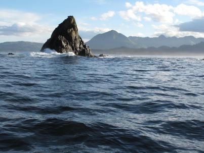 Monk's Rock.
