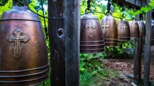 The monastery bells...